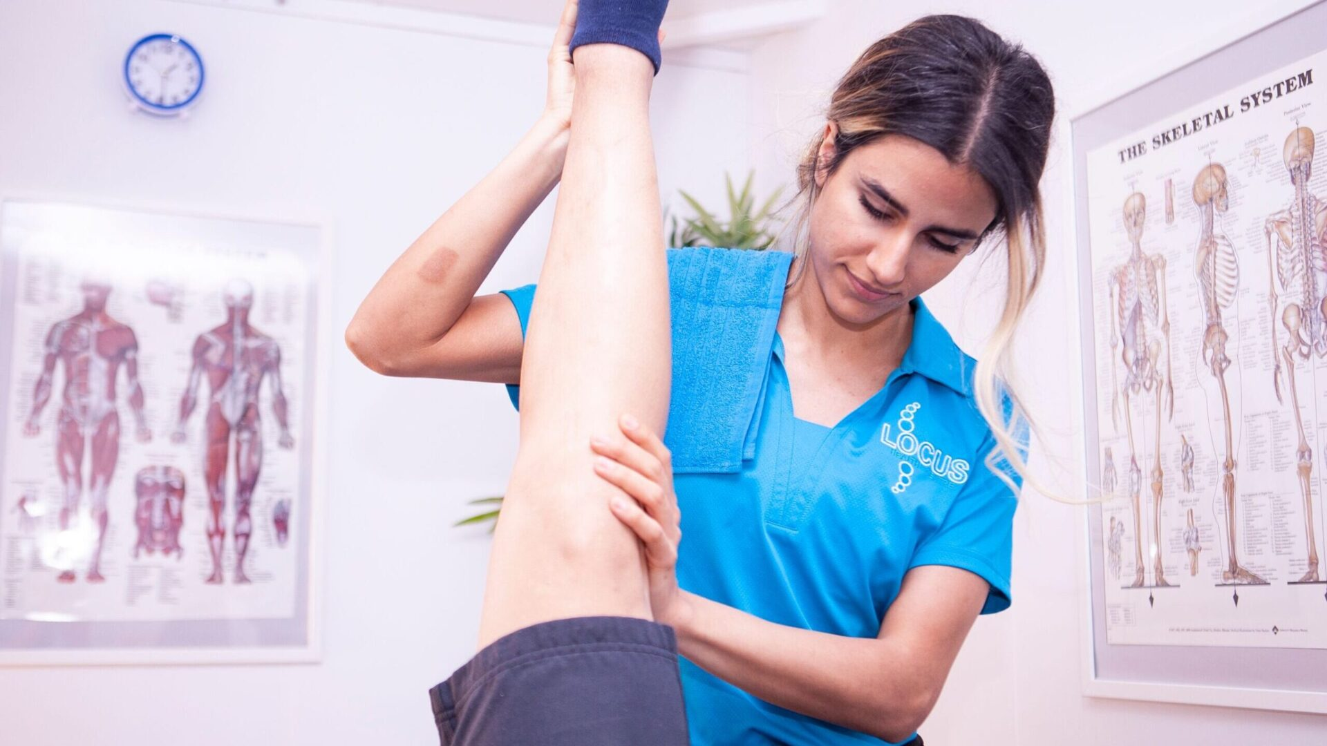 Kinesiology and Active Rehab